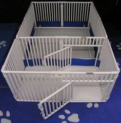 Roverpet Whelping and Play Pen for medium/large dogs, tall, Dog Whelping Box, Whelping Puppies, Dog Kennels, Puppy Nursery, Puppy Room, Puppy Pens, Pallet Dog Beds, Crate Bed, Dog Pen
