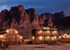 Mining Camp Restaurant Apache Junction, AZ