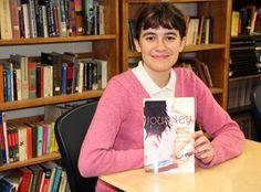 HS Senior Publishes Her First Novel!