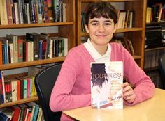 HS Senior Publishes Her First Novel!