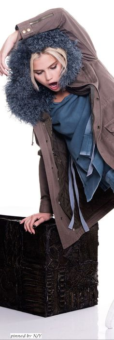 Pam & Gela - Fall Winter 2016/2017 Pam & Gela, Fall Winter, Victorian, Coat, Jackets, Collection, Dresses, Style, Fashion