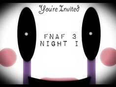 FNAF III Fan Made Night I Like Comment Share and Subscribe!