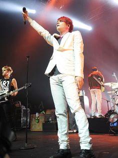 March 31, 2011 - Gerard Way Gallery