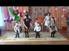 зажигательный танец с мамами на 8 марта в детском саду - YouTube Kindergarten, Family Guy, Youtube, Activities, Kids, Holidays, Fictional Characters, Games, Preschool Graduation