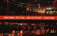 Natchitoches lights