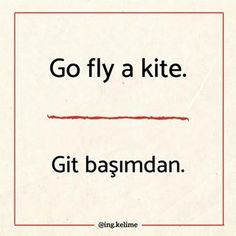 Language Quotes, Language Study, English Language, Learn English Words, English Phrases, Turkish Lessons, Learn Turkish Language, English Tips, Learn Korean