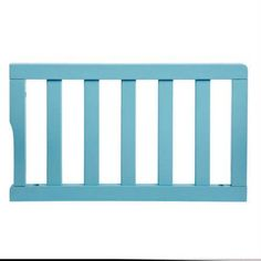 Dream On Me Universal Convertible Crib Toddler Guard Rail, Choose Your Color, Blue