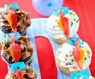 Easy Cupcakes For Fathers Day
