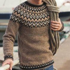 Farm Kids, His Dark Materials, Pulls, Knit Crochet, Men Sweater, Pullover, Knitting, Sweaters, Pattern