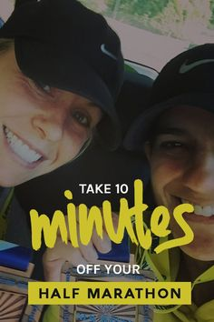 How to take 10 minutes off your half marathon - get ready to PR your next race with these running tips