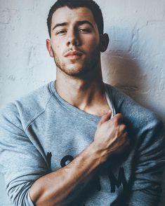 Nick Jonas by Christian Oita