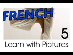 Learn French - Body Parts Vocabulary