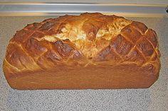 Butter - Stuten von volkerpr   Chefkoch Low Carb Köstlichkeiten, Snow Flakes Diy, Butter, Nutella, Ice Cream, Bread, Food, Dessert, Brioche