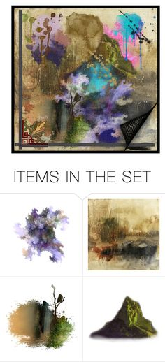 """""""Untitled #5365"""" by johbri ❤ liked on Polyvore featuring art"""