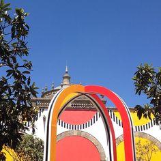 galeriahilariogalguera hace 2 días · Instituto Cultural Cabañas Daniel Buren en Guadalajara #deunpatioaotro #danielburen #nofilter