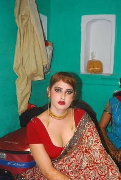 #hot #sexy #indian #hijra #shemale #crossdresser
