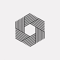 A new geometric and minimal design every day. Geometric Logo, Geometric Designs, Geometric Shapes, Design Art, Graphic Design, Geometry Pattern, Tape Art, Minimal Design, Mandala Design