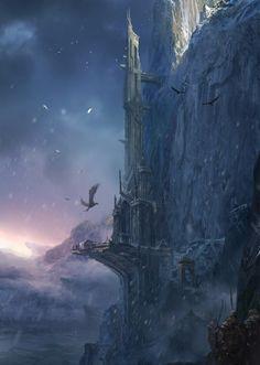 Freljord - League of Legends by James Paick