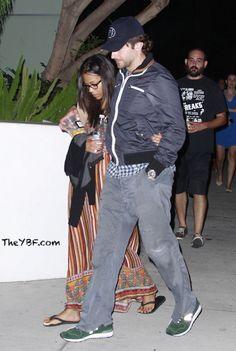 Bradley Cooper Wearing J.Crew x New Balance 1400
