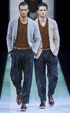 Giorgio Armani - Fashion Week S/S 2013: Best of the Collections.