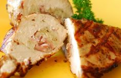 Grilled Chicken Breast Cordon Blue- Bariatric Eating