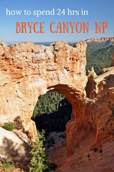 A full guide in how to make the most of your stay in the amazing Bryce Canyon National Park! : A full guide in how to make the most of your stay in the amazing Bryce Canyon National Park! Bryce National Park, National Parks Usa, Places To Travel, Places To Go, Hiking Places, Camping Places, Utah Parks, Monument Valley, Utah Vacation