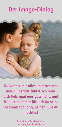The Imago dialogue with children - Familie - Erziehung entspannt - Pregnant Tips Parenting Plan, Parenting Classes, Foster Parenting, Parenting Styles, Parenting Books, Parenting Quotes, Kids And Parenting, Parenting Websites, Narcissist Father