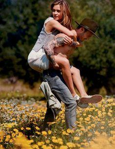 josephine skriver dan martensen shoot2  Josephine Skriver is 'In Love' for Elle Italia Shoot by Dan Martensen