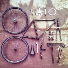 built your bike