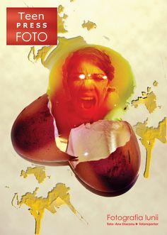 Coperta Spate de Ana Diaconu - Revista de liceu Teen Press - Omleta de Primavara http://www.teenpress.ro/articole/revista-teen-press-nr-54-omleta-de-primavara/