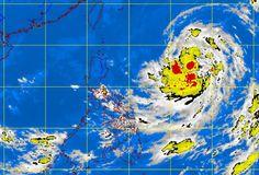 Typhoon Nina Latest Update October 2012
