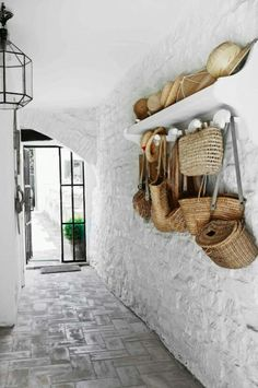 Rustic chic in Italy