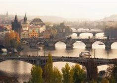 Bridges of Prague - Sigh. Went to Prague it is a beautiful place Oh The Places You'll Go, Cool Places To Visit, Places To Travel, Travel Pics, Beach Travel, To Infinity And Beyond, Europe Destinations, Future Travel, Dream Vacations