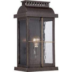 Claudia Outdoor Wall Lantern