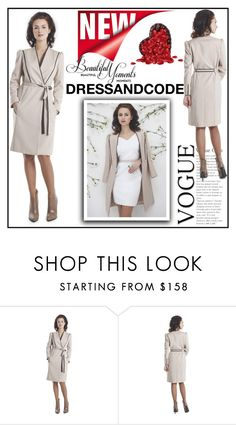"""""""DRESSANDCODE 3"""" by elma-993 ❤ liked on Polyvore featuring DRESSANDCODE"""