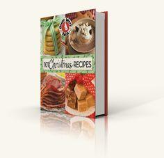 Mensagem de aniversário - New 101 Christmas Recipes cookbook by Gooseberry Patch