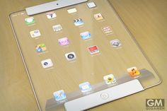 技術的に可能なのか?次世代iPadのコンセプトは「透明」!?