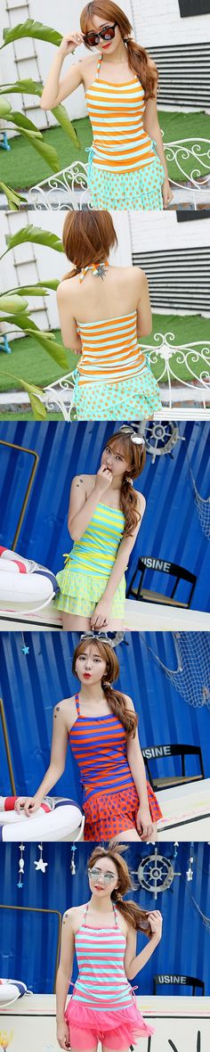 Cheap swimsuit swimsuit, Buy Quality swimsuit sexy woman directly from China swimsuit women sexy Suppliers: 2016 New Design Women Sexy Striped Lace Halter Neck Bandage One-piece Swimwear Backless One-Piece Swimsuit Backless One Piece Swimsuit, One Piece Swimwear, Cheap Swimsuits, Women Swimsuits, Lace Bikini, Bikini Set, Halter Neck, News Design, Strapless Dress