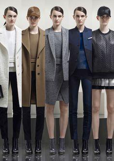 Neil Barrett FW13 Womenswear