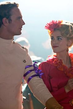 Katie McGrath as Lucy Westenra and Jack Louis Fox as Alastair Harvey in Dracula Episode 2 - sky.com/dracula