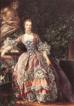 Jeanette Antoinette Pompadour