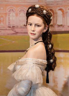 Empress Elisabeth of Austria, Madame Tussauds Wax Museum, Vienna