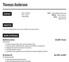 Make A Resume Online Free Resume Cv Example Resumecvexample On Pinterest
