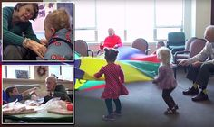 Seattle put a preschool in a nursing home and the result is magical