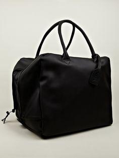 Acne Hudson Bag in black at oki-ni