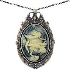 Mermaid Sister Brooch or Pendant Necklace $9.80 www.mermaidgardenornaments.com - Mermaid Pins