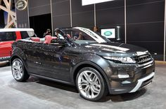 The Range Rover Evoque Convertible #carleasing deal | One of the many cars and vans available to lease from www.carlease.uk.com