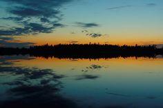 Cranberry Lake, Washington