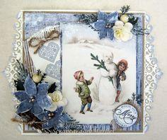 Scrapcards by Marlies: Fijne Kerstdagen                                                                                                                                                                                 More