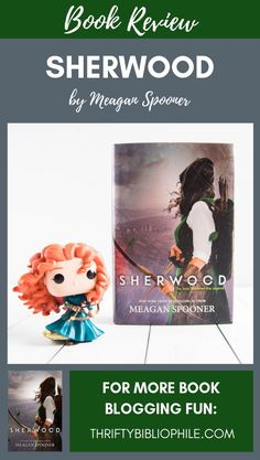 I enjoyed reading Sherwood by Meagan Spooner! While I think Spooner's writing in Hunted was better, I thought Sherwood was wonderfully entertaining. I'm a sucker for retellings, and this is the first Robin Hood retelling I've read. #bookreview
